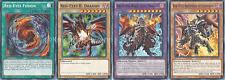 Red-Eyes B. Dragon Deck - Flare Metal Dragon - NM - 45 Cards + Bonus