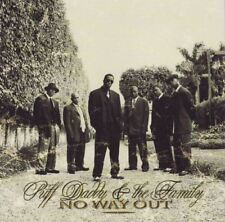 PUFF DADDY & THE FAMILY no way out (CD, album, 1997) hip-hop, pop rap, very good