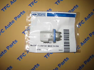 Ford Lincoln Mercury Side Marker Lamp Bulb Socket Genuine New OEM Part