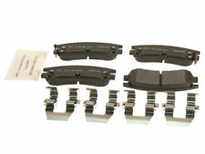 For 1993-1998 Saturn SC2 Brake Pad Set Rear AC Delco 37276ZJ 1994 1995 1996 1997