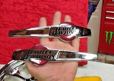 Genuine Harley Gas Fuel Tank Emblems Badges Softail Dyna Sportster
