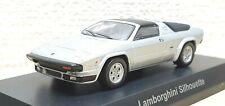 1/64 Kyosho LAMBORGHINI SILHOUETTE SILVER diecast car model