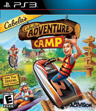 Cabela''s Adventure Camp PS3 New PlayStation 3, sony_playstation3
