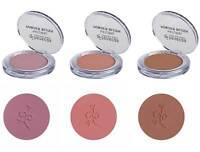 Fard à joues naturel certifié BDIH et Vegan, disponible en 3 couleurs
