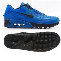 Nike Air Max 90 Ultra SE Hyper CobaltDark Obsidian 845039 401 SIZE 12