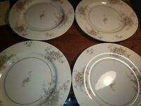 "Theodore Haviland (New York) ""Apple Blossom"" 10 1/8"" Dinner Plate Multiple Avail"