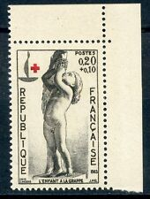 STAMP / TIMBRE FRANCE NEUF N° 1400 ** CROIX ROUGE / art / ISSUS DE CARNET