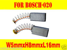 Carbon Brushes For Bosch Drill Planer 5X8X16mm 2604321913 1617014114 Router