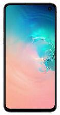 Samsung Galaxy S10e SM-G970F - 128Go - Blanc Prisme (Désimlocké) (Double SIM)