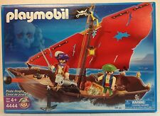 Playmobil 4444 Pirate Ship / Dinghy  - 98 pcs - NEW
