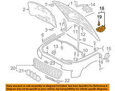 AUDI OEM 93-95 90-Under Hood Light 4A0947319