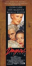 DANGEROUS LIAISONS Original Daybill Movie Poster John Malcovich Glenn Close 1988
