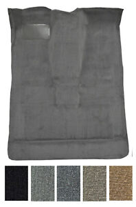 New! 1983-1997 Ford Ranger MOLDED CARPET Set w Padding Choose Color