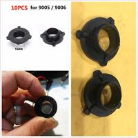 10 X H7 LED Headlight Adapter Holder Base H4 H3 H1 H11 H13 9004 9005  Sockets