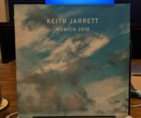 Keith Jarrett - Munich 2016 MINT Vinyl LP Album GERMAN VINYL PRESSING