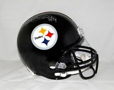 Antonio Brown Autographed Pittsburgh Steelers Full Size Helmet- JSA W Auth *S