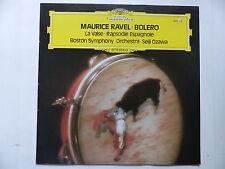 MAURICE RAVEL Bolero 2530475 Boston symphony Orch SEIJI OZAWA