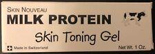 Milk Protein Skin Toning Gel 1 Oz Free Shipping