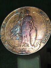 More details for 1903 florin - edward vii - .925 silver