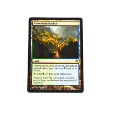 MTG HINTERLAND HARBOR Innistrad (LP) Rare English Normal
