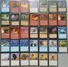 34 Stk. Scourge Plagen Magic the Gathering Karten Sammlung Konvolut Rare Foil