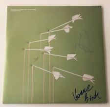 Isaac Brock & Tom Peloso Modest Mouse Signed  Vinyl LP JSA COA # R00498 Auto