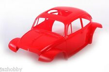 Tamiya 9335752 1/10 RC 58060/58618 Volkswagen Monster Beetle Body Shell (Red)