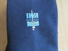 IWA Inland WATERWAYS Association 1946 - 1986 Tie by Colourtise