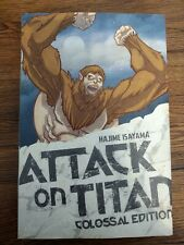 More details for attack on titan colossal edition book 4
