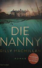 DIE NANNY von Gilly Macmillan- Taschenbuch 2020 , Nervenzerreißend