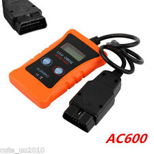 Car Diagnostic Scanner CAN OBDII Tester ELM327 Diagnostic Device Tool OBD2 AC600