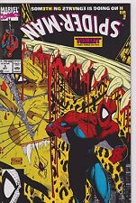 SPIDER-MAN #3 NM UNREAD LOT OF 5 MCFARLANE ART  1990 MARVEL COMICS