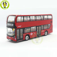 1/76 UKBUS 6509 ADL Enviro400 MMC diecast Double Decker car Bus model