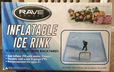 Rave Sports 10' X 13' X 4� Ice Rink-New
