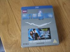 doctor who complete fifth series blu-ray limited edition 6 disc set  sealed