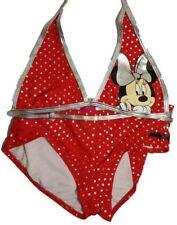 Abbigliamento da mare e piscina rosso Disney per bambine dai 2 ai 16 anni