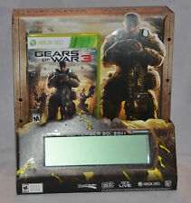 Gears of War 3 (Countertop) Store Display Advertising Standee GOW Marcus 9-20-11