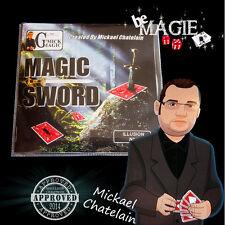 Mickael Chatelain - Magic Sword + DVD - Tour de magie