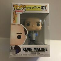 NEW The Office Kevin Malone with Chili Pot Funko Pop Figure