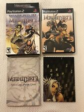 Magna Carta: Tears of Blood ( Sony PlayStation 2 )PS2 ,Complete •Deluxe Box Set•