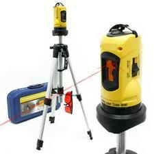 Niveau laser rotatif sur trépied 1,2 m - Mesure angles et surfaces