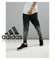 adidas ZNE Mens Joggers Black Grey Sweat Pants Jog Jogging Tracksuit Bottoms NEW