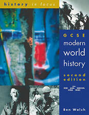 GCSE Modern World History Student's Book by Ben Walsh