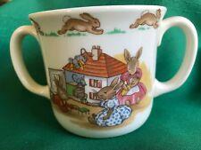 New listing Royal Doulton Bunnykins 2 Handle Cup/Mug - Bone China Beatrix Art-Keepsake