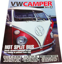 VW CAMPER AND TYPE 2