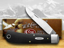 CASE XX Black G10 Backpocket Pocket Knives Knife