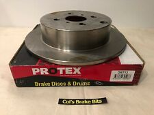 Rear Disc Brake Rotor for Toyota Corolla (00~07) vehicles