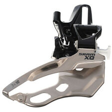 SRAM X0 3x10 High Direct Mount Front Bike Derailleur Traditional / Dual Pull