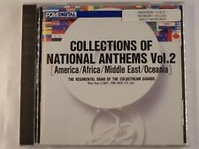 COLLECTIONS OF NATIONAL ANTHEMS VOL.2 - DENON JAPAN 1990 CD