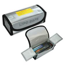 LiPo Li-Po Battery Fireproof Safety Guard Safe Bag 185*75*60MM Helicopters Fit